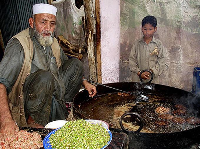 Best Food In Peshawar